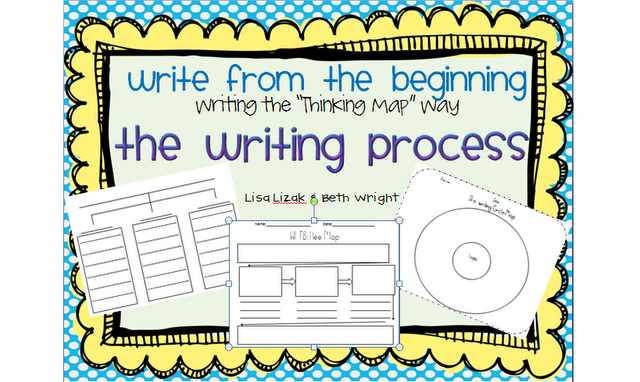 Write from the Beginning with Thinking Maps   my favorite