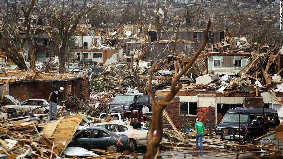 Photos: 10 deadliest U.S. tornadoes - CNN.com