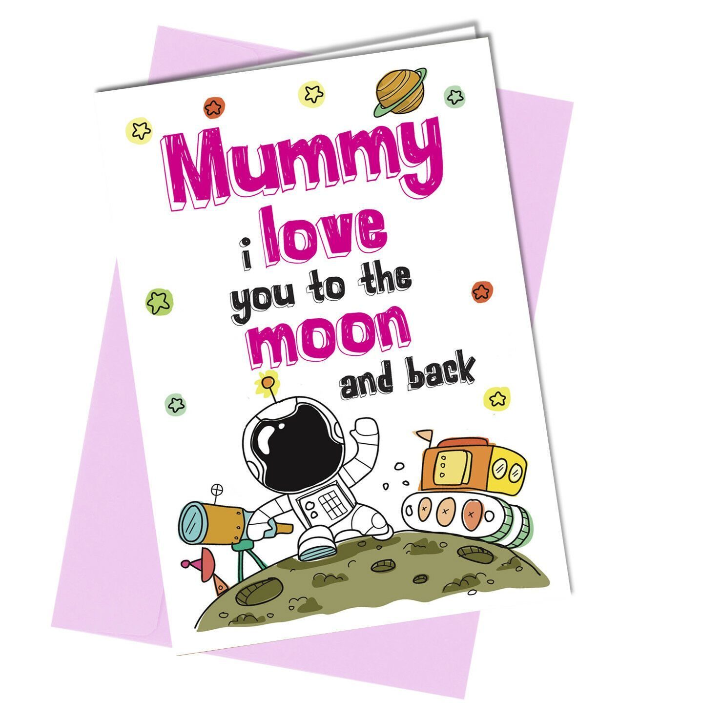 #869 Moon And Back