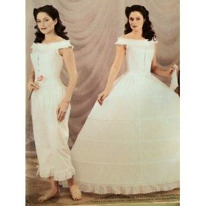 image result for chemise to wear under corset  dress