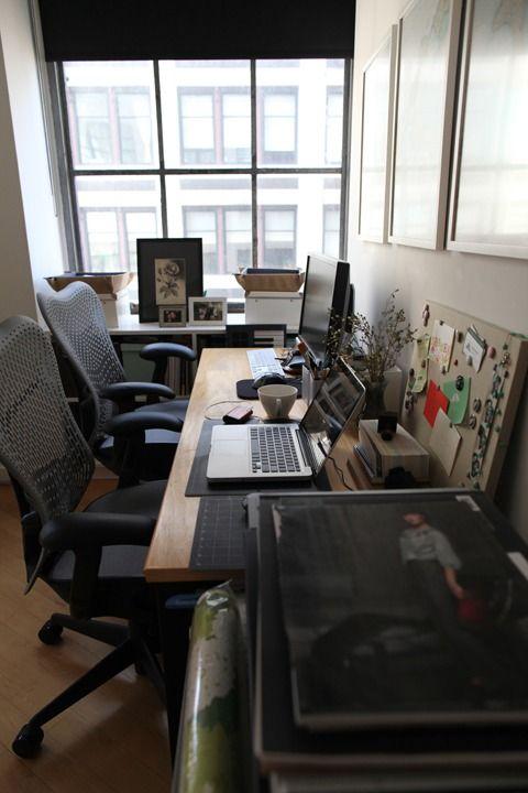 Feng Shui Office Layout Window