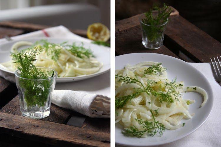 Kochkarussell: Fenchelsalat mit Minze
