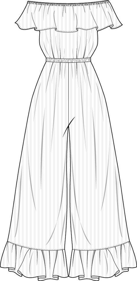 Fashion Design Sketches Fashion In 2020 Kleidung Mode Kleidung Entwerfen Illustration Mode