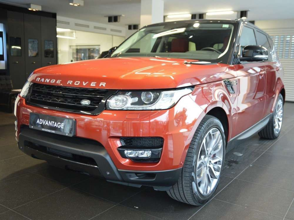 2013 Land Rover Range Rover Sport SDV6 HSE SUV Great
