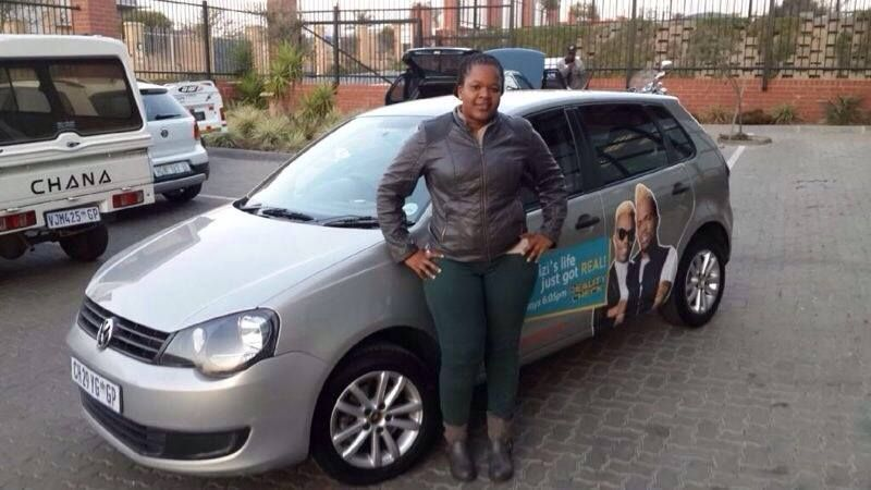 Nthabiseng's life just got real! #RealityCheck_SA