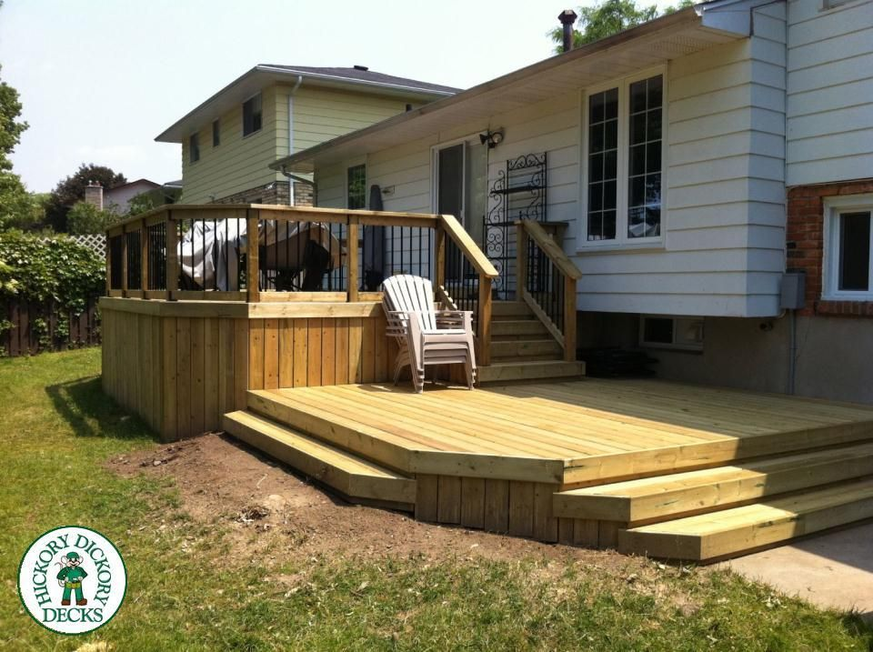 decks-by-size - 2-level-decks - a-two-tier-pt-deck-in-london