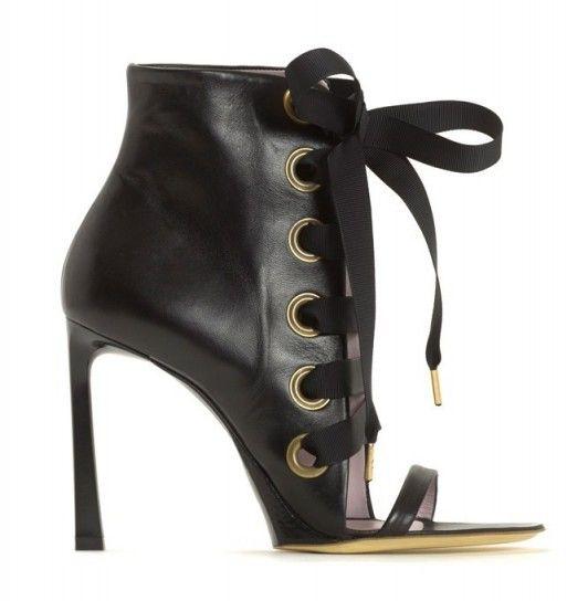 Viktor & Rolf Shoes   ... viktor rolf sandali con tacco dalla collezione p e 2012 di viktor rolf