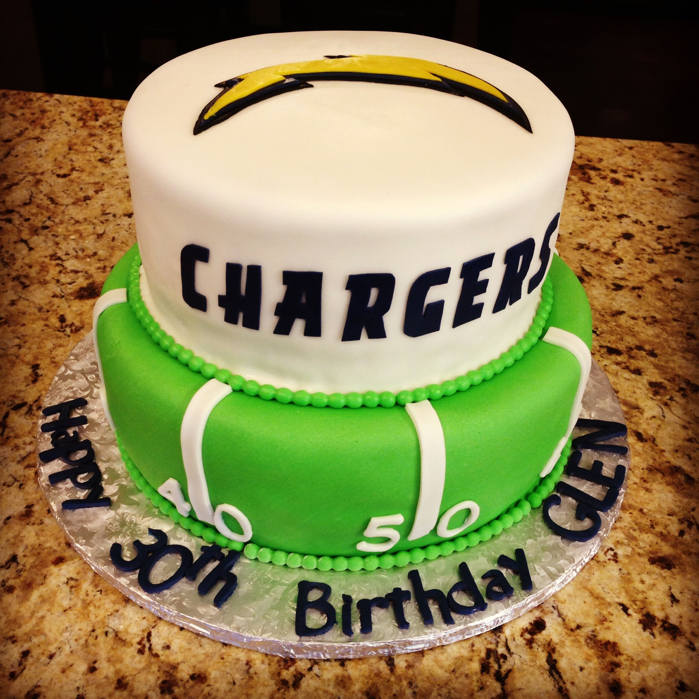 Chargers Cake desserts Pinterest Cake Creative cakes and
