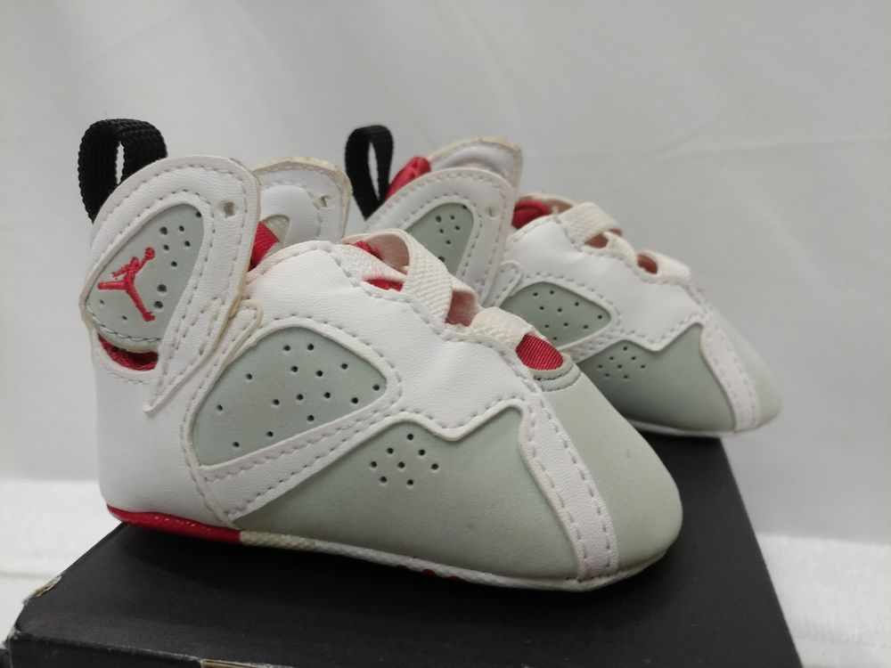 1e05a06b87c6d Nike Jordan VII 7 Retro Gift Pack Hare Bugs Bunny Size 1c Air 305076 125  New  fashion  clothing  shoes  accessories  babytoddlerclothing  babyshoes  (ebay ...