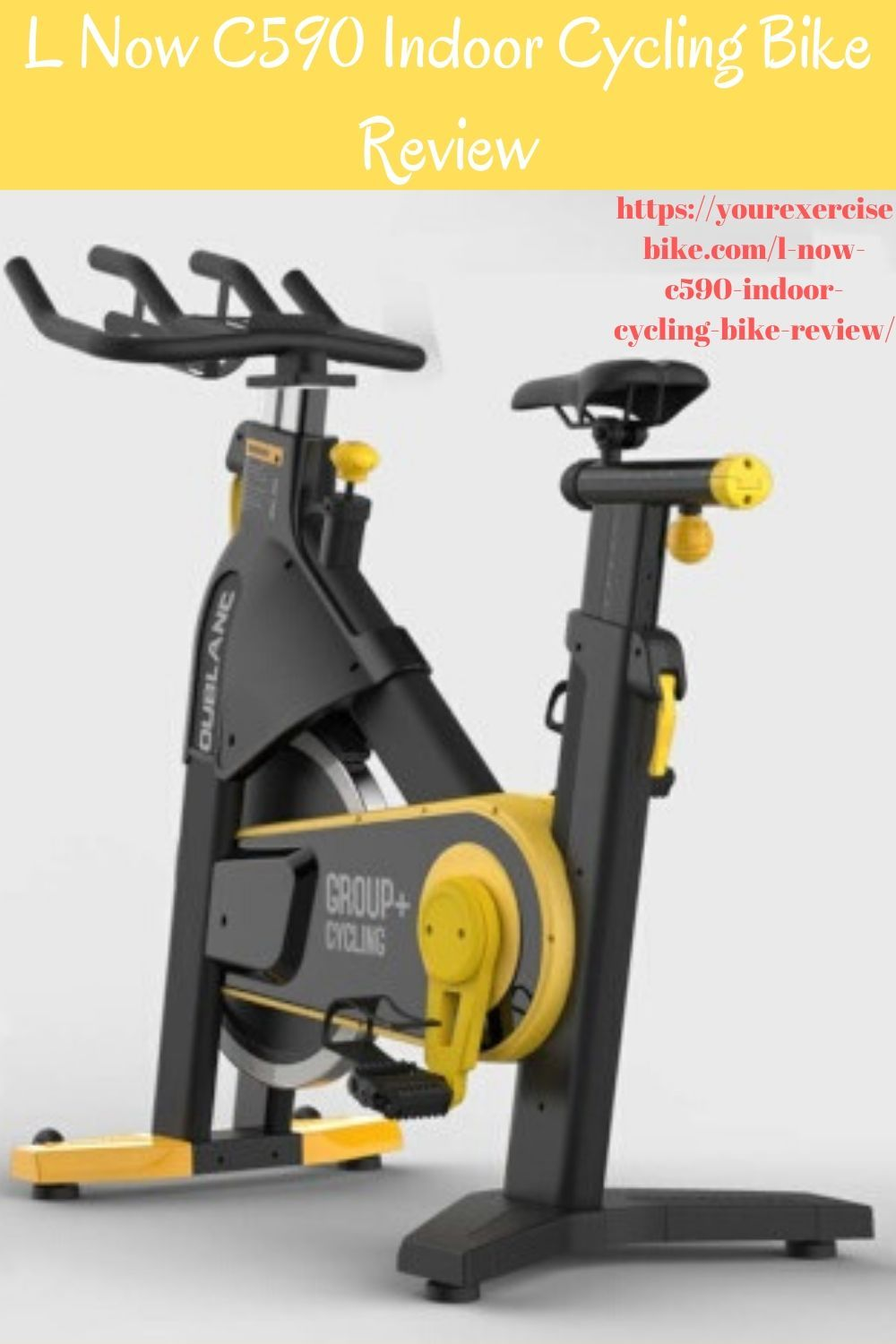 L Now C590 Indoor Cycling Bike Rview Pooboo C590 Pros Cons Price In 2020 Bike Reviews Indoor Cycling Bike Biking Workout