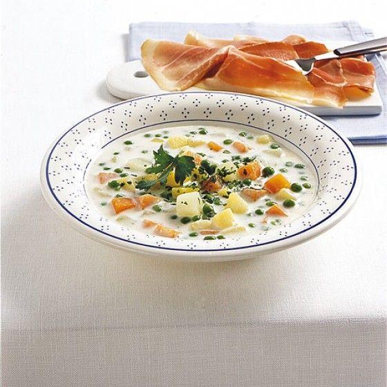 Norddeutsche kuche suppe