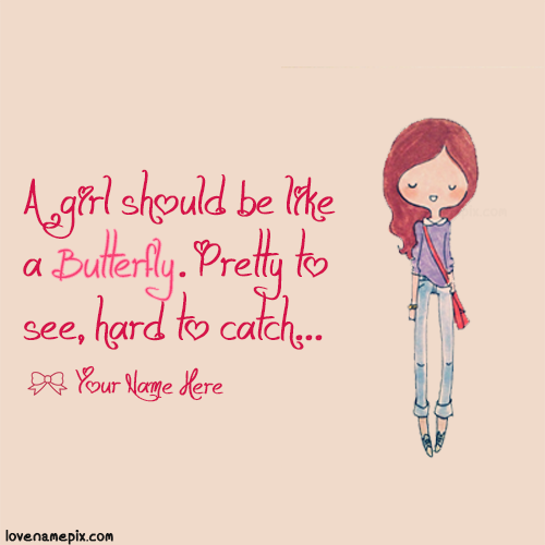 Girl profile picture quotes