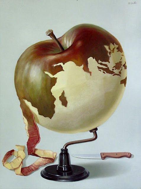 Mihai Criste, 1975 | Surrealist painter
