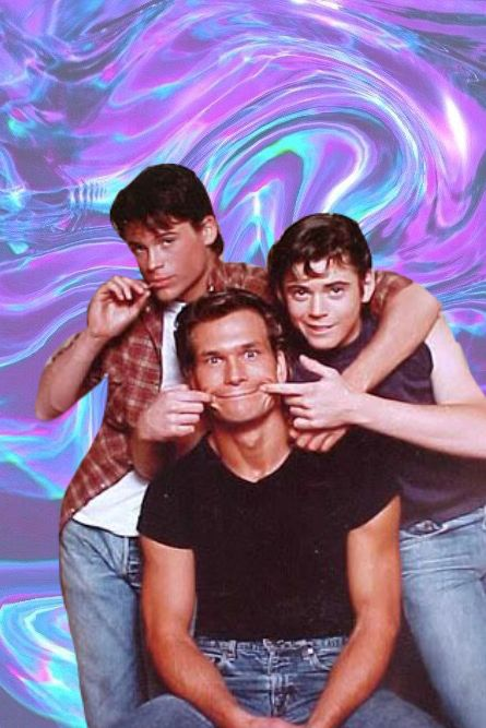 The Curtis brothers wallpaper | The outsiders in 2019 | The