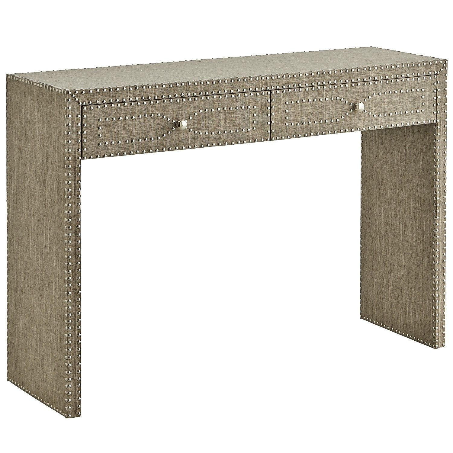 Lexford Console Table - not certain about all the railheads but it ...