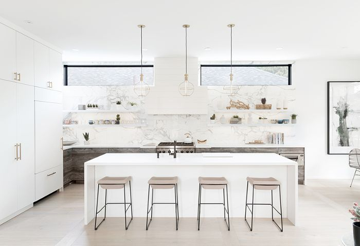 This Is How To Style A Home When The Décor Theme Is Minimalism | Minimalism,  Kitchens And Kitchen Reno