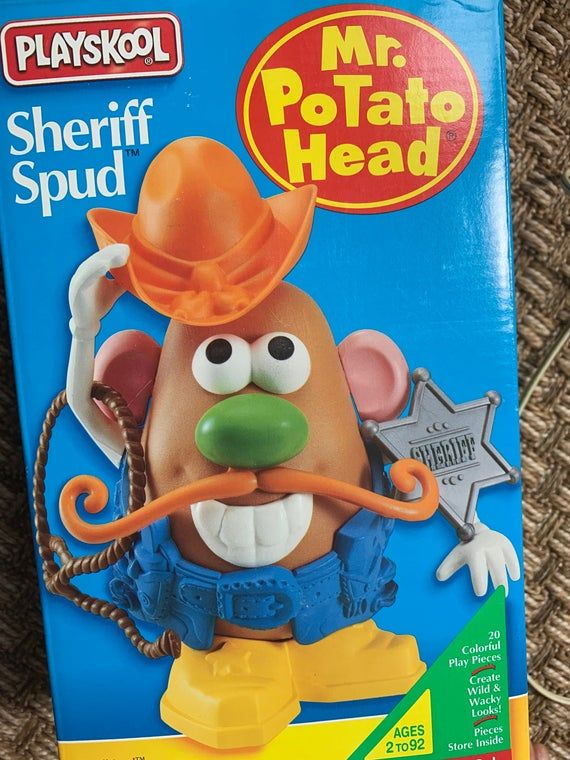 Potato Head Figures Mr NIB