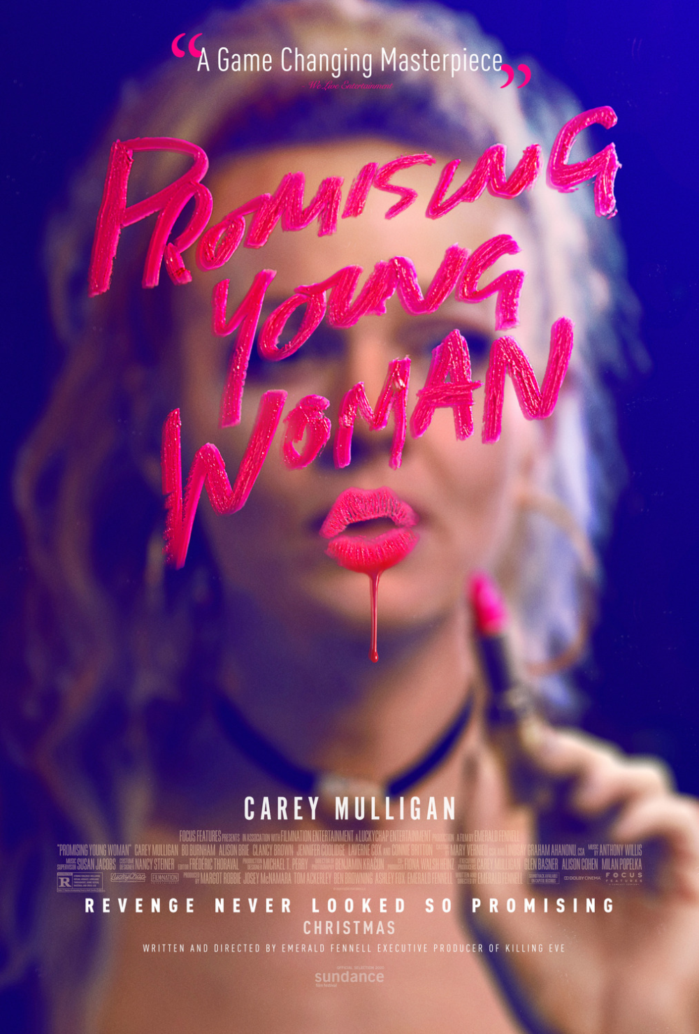 Return To The Main Poster Page For Promising Young Woman 3 Of 3 In 2020 Carey Mulligan Woman Movie New Trailers