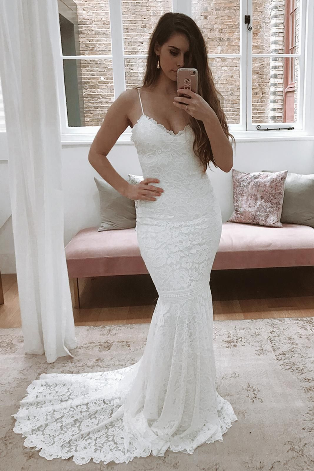 Hart Gown Lace Wedding Dress Wedding dresses with