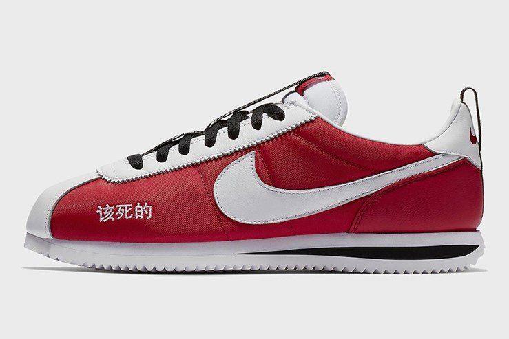 the latest ba4dd e540d Kendrick Lamar x Nike Cortez Review | Nike Sneakers | Nike ...