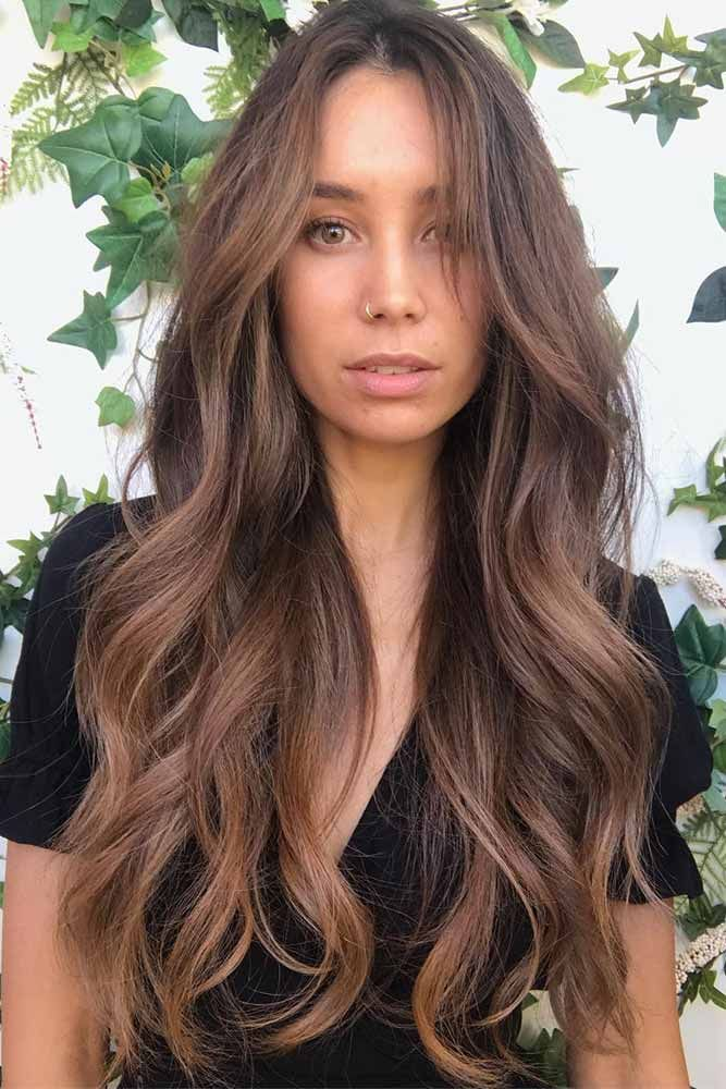 24 Tasty Dark Brown Hair Ideas To Try Hair Pinterest Hair