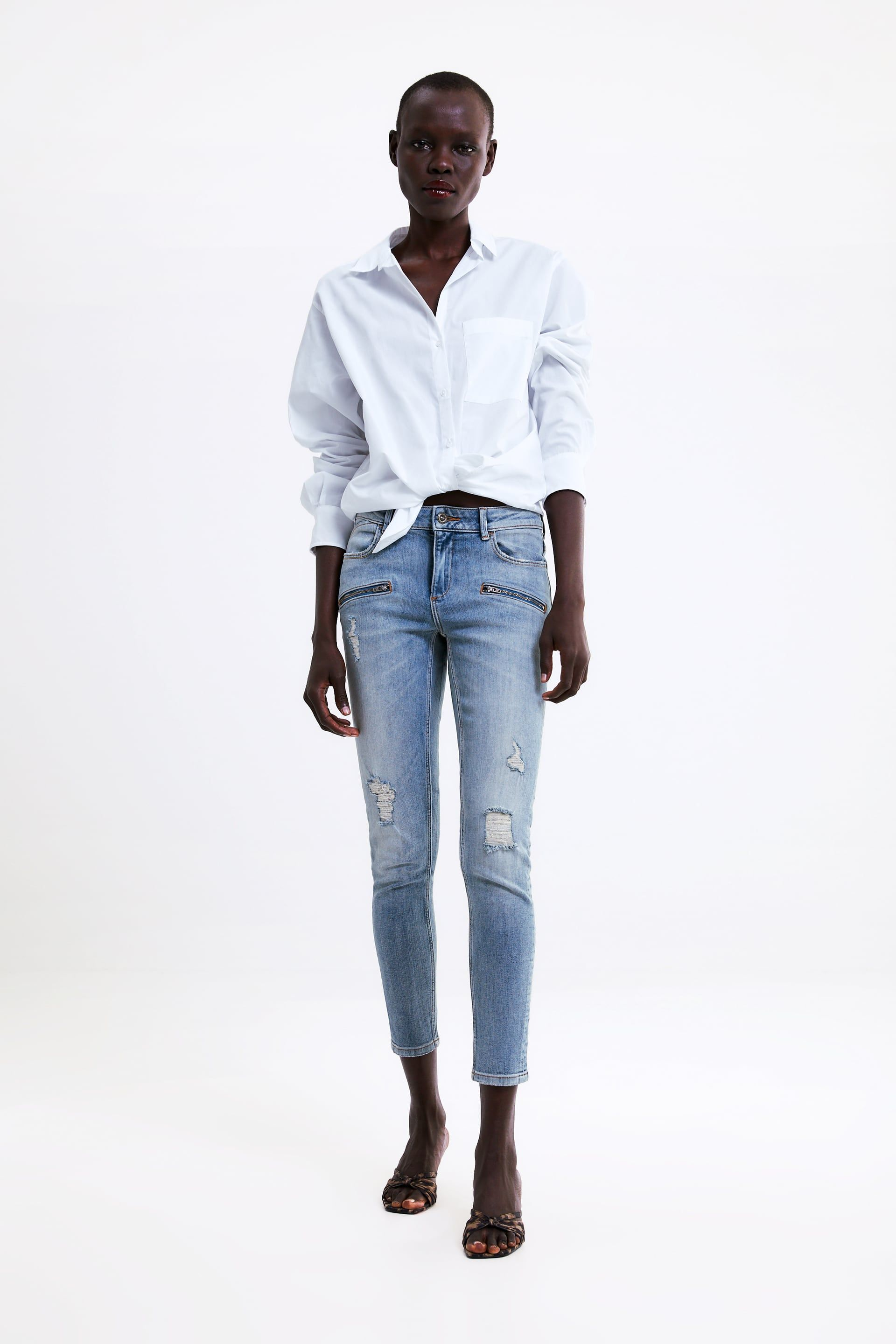 c9d3c79a JEANS Z1975 SKINNY ROTOS in 2019 | Jeans | Jeans, Ripped skinny ...