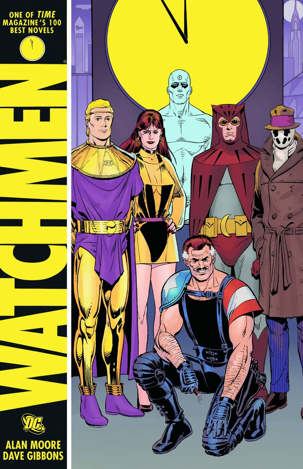 Doomsday Clock Comic Book Heroes Comics Watchmen