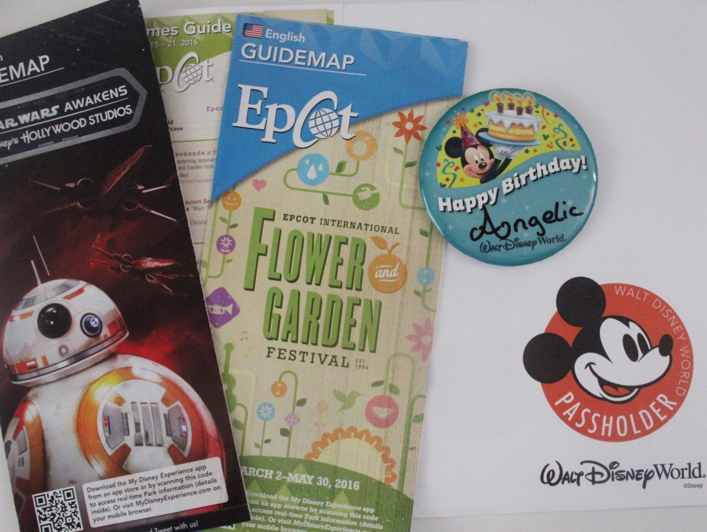 Disney World Haul: FREE Souvenirs