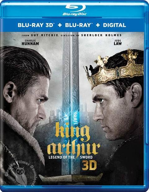 Rei Arthur A Lenda Da Espada Dublado Com Imagens Rei Arthur