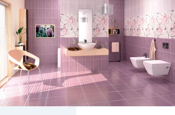 ديكورات سيراميك حمامات 18 تصميم مميز ومبتكر منتديات درر العراق Flooring Corner Bathtub Tile Floor