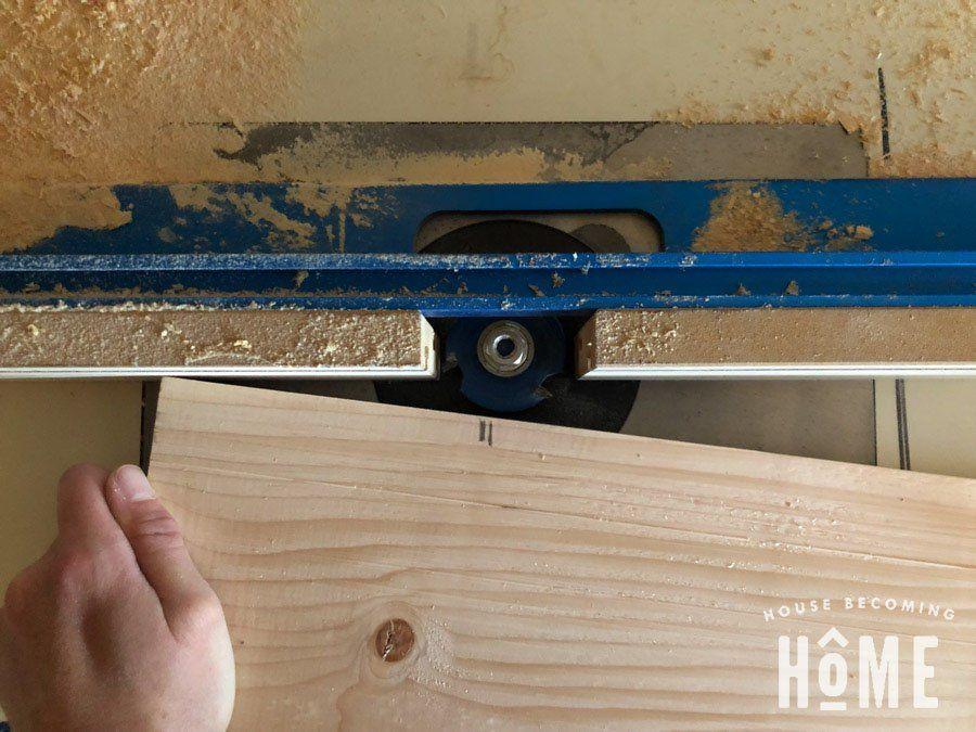 Build A Craftsman Shaker 3 Panel Door With Rockler Beadlock Pro Joinery Kit House Becoming Home In 2020 Door Makeover Diy Panel Doors Diy Door