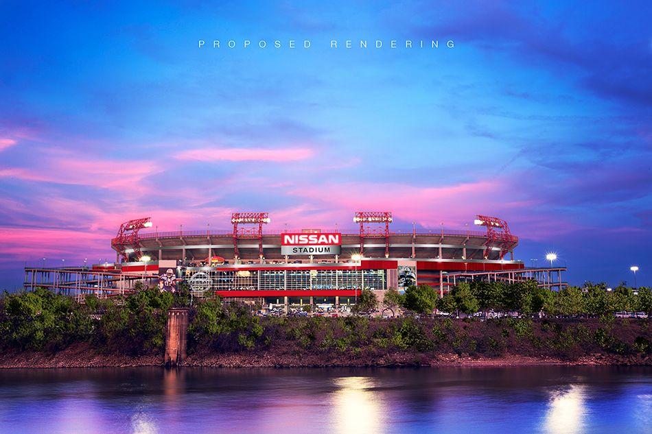 Tennessee Titans Nissan Stadium Nissan Stadium Nashville Trip Tennessee Titans
