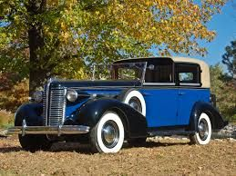 1938 Buick Special Town Car by Brewster