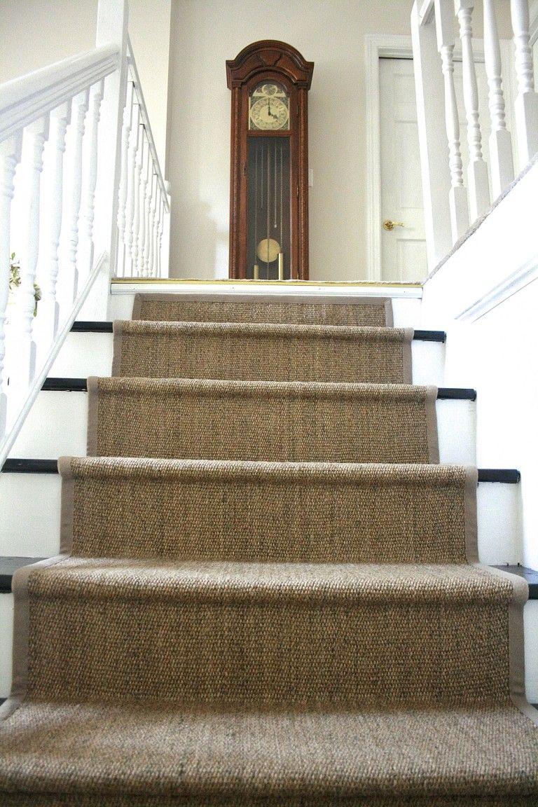 Best Diy Ikea Jute Rug Stair Runner Stair Runner Diy Stairs 400 x 300