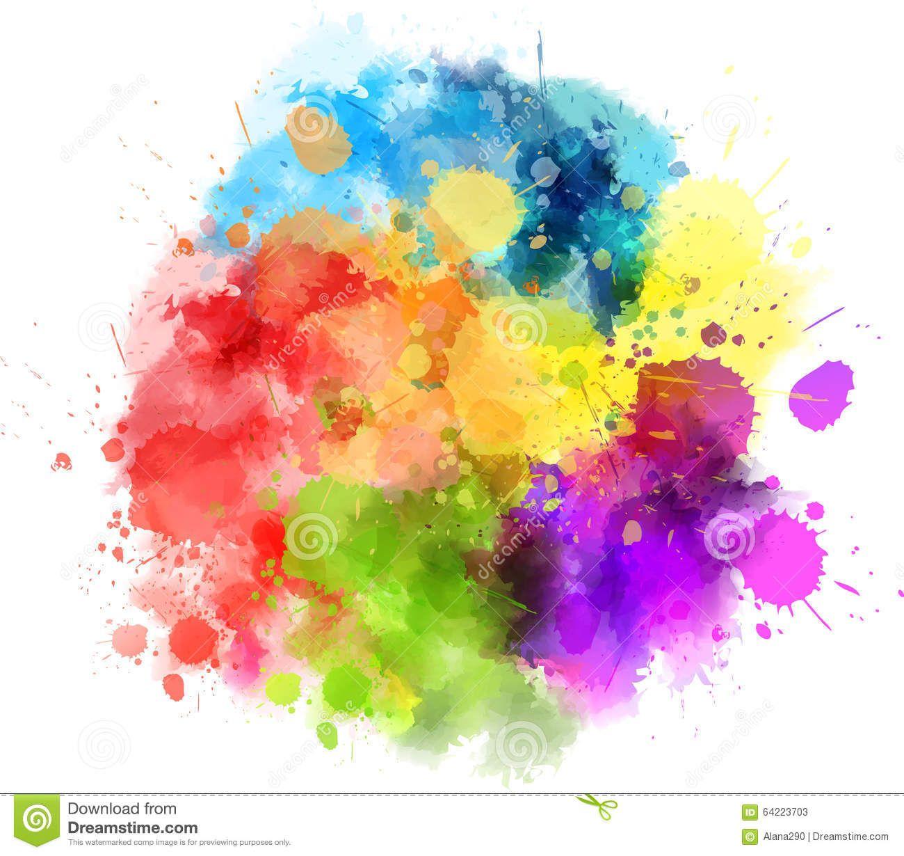 R sultat de recherche d 39 images pour aquarelle tache for Pinterest aquarell