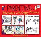 Parenting with Crappy Photos 2015 Wall Calendar: 9781623434434   Cartoons   Comics   Calendars.com