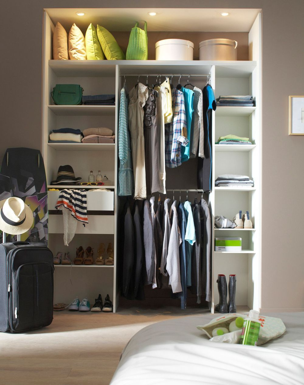 Dressing Pas Cher Et Tendance Dressing Home Bedroom Storage