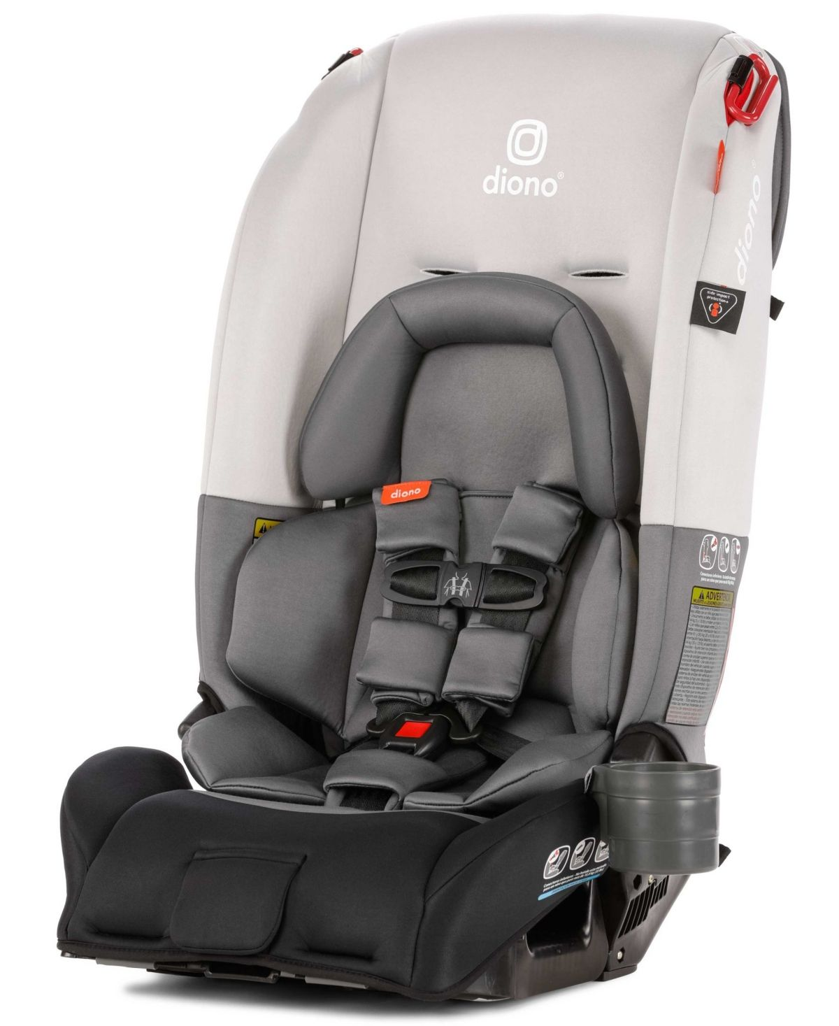 Diono Radian 3 Rx All In One Convertible Car Seat And Booster Reviews All Baby Gear Kids Macy S In 2020 Baby Car Seats Car Seats Booster Car Seat