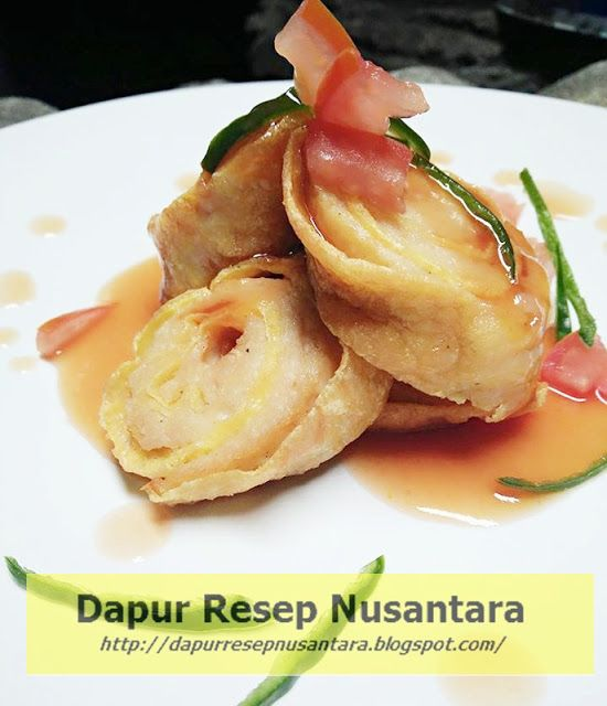 Resep Cara Membuat Rolade Daging Sederhana Praktis Resep Resep Makanan Makanan