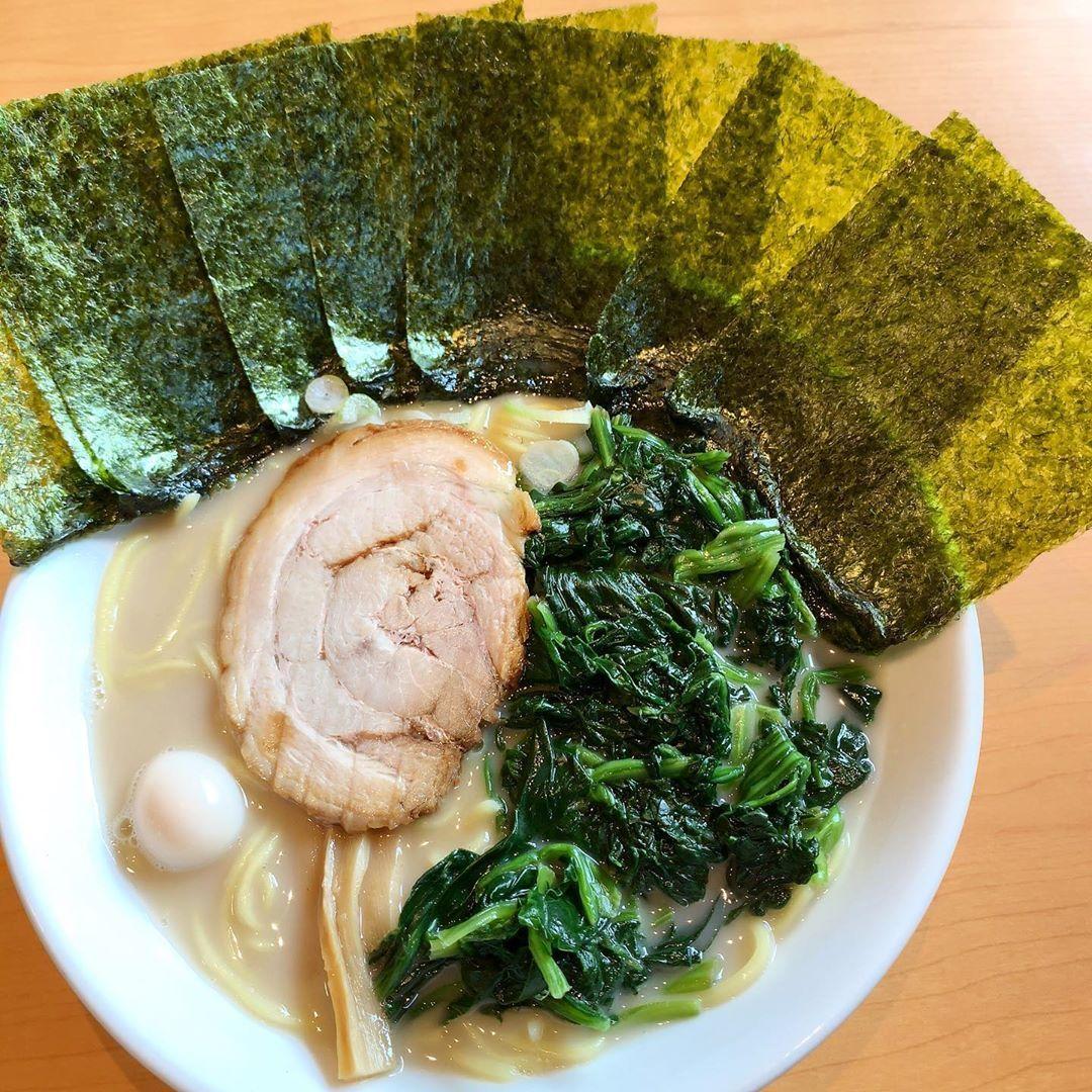 育王さんはinstagramを利用しています 愛知県春日井市の 横浜家系
