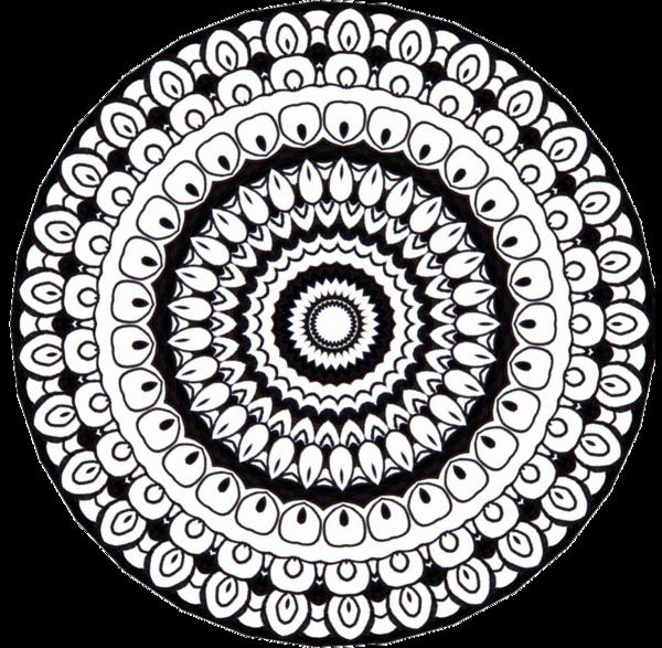 Mandala 432 Mandalas Disenos De Unas