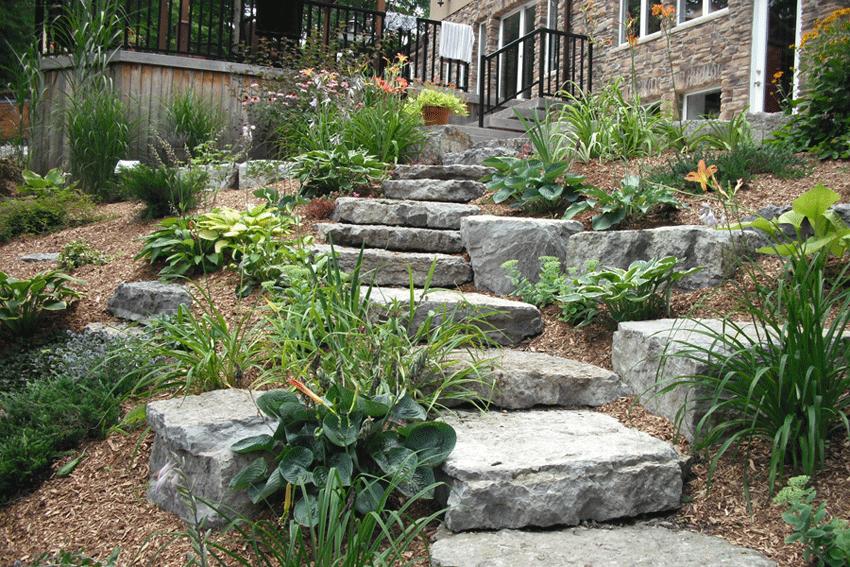 Armour Stone Landscaping Ideas Google Search Garden 400 x 300