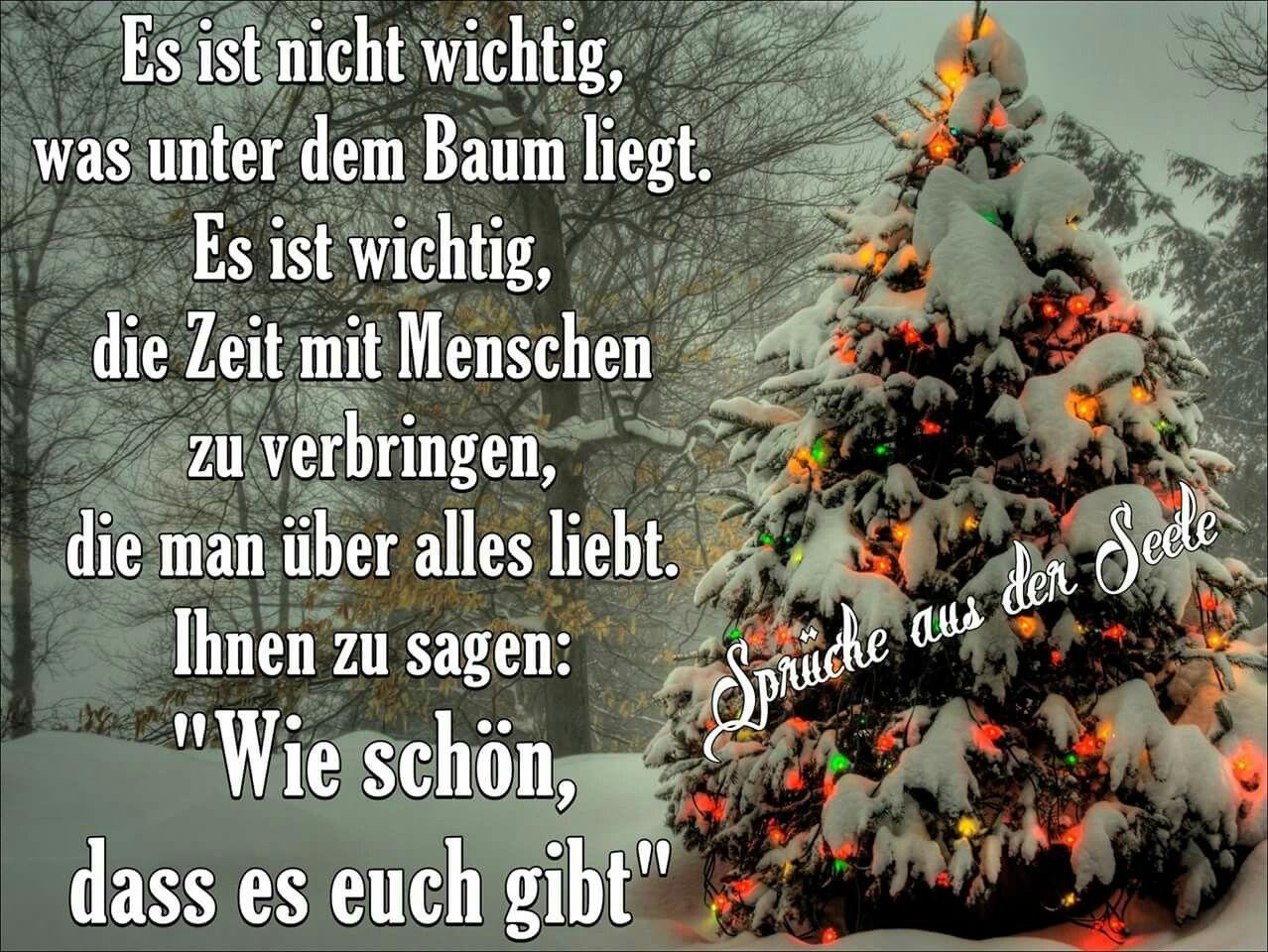 Pin Von Lara Tittel Auf Bilder Schone Spruche Weihnachtsgrusse Nachdenklich Weihnachtsspruche