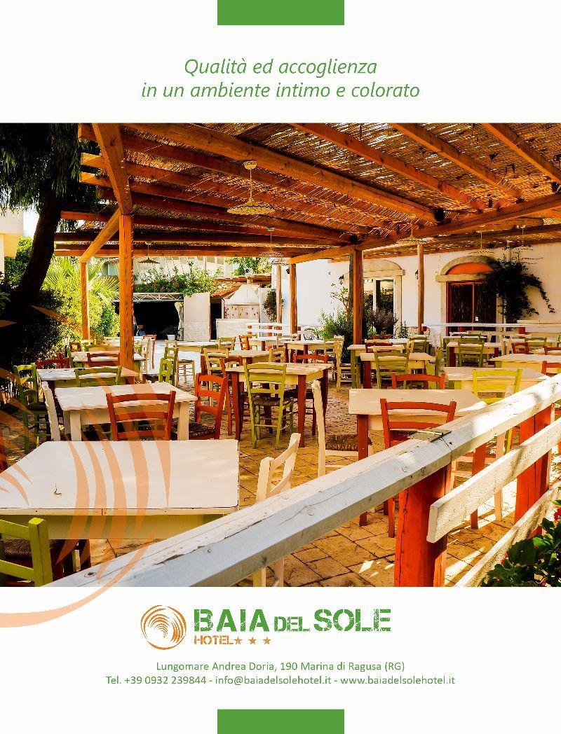 Adv Baia Del Sole Advertising Layout Magazine Advertising