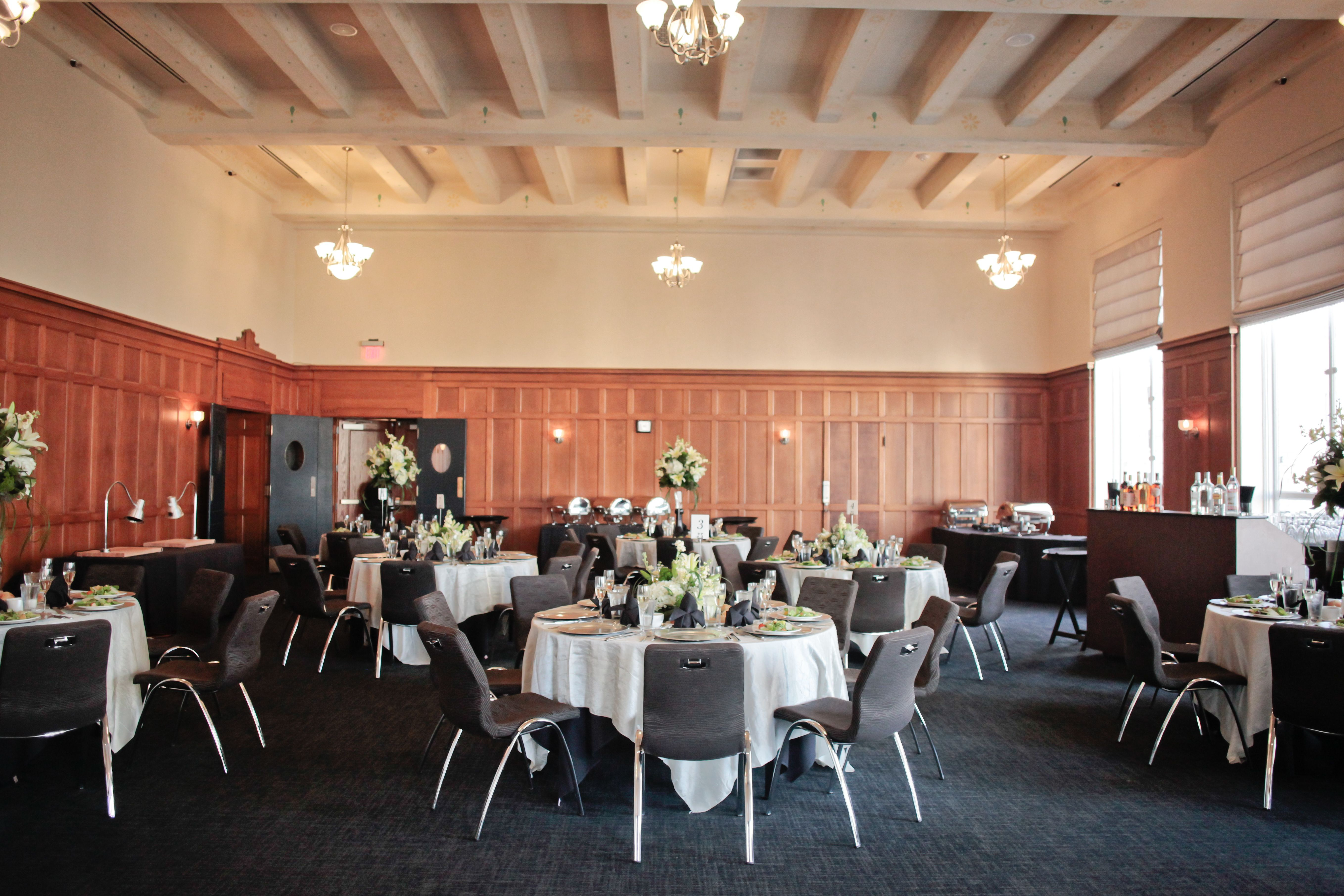 Tampa Downtown Wedding Reception Le Meridien Tampa Unique Downtown