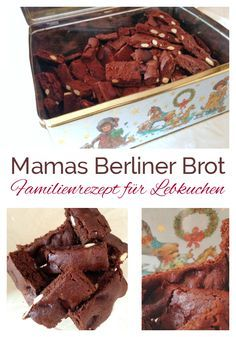 Mamas Legendäres Berliner Brot Gifts Greetings From My Kitchen