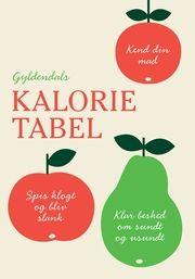 Gyldendals kalorietabel | Arnold Busck