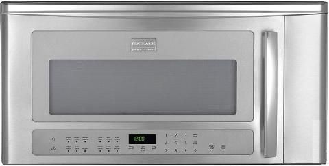 Frigidaire Professional Series Over The Range Microwave New Otr