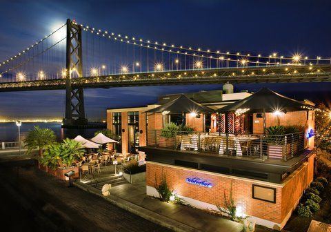 Waterbar If You Re Looking For A San Francisco Restaurant With View Features Panoramic Views Of The Bay And Skyline