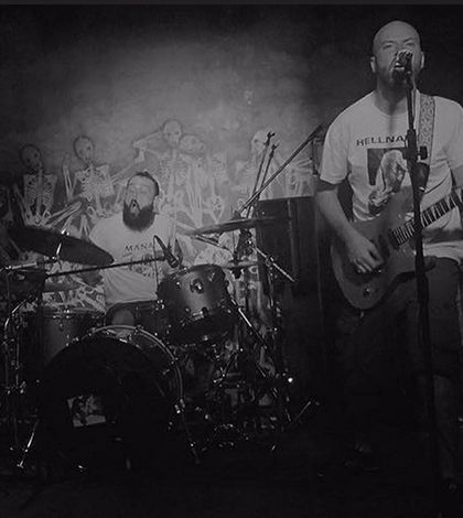 """Born of Leeds' fertile hardcore scene, sludgy trio Groak have released one of the filthest, heaviest EPs of the year in 'Masticator'. We caught up with them to talk about their future plans, their recent split with Lugubrious Children and """"a disorder that gives you the compulsion to eat human hair""""..."""